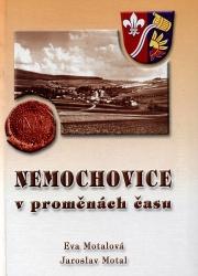 Kniha Nemochovice v proměnách času
